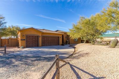 Scottsdale Single Family Home For Sale: 13807 E Casey Lane