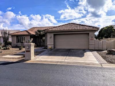 Sun Lakes Single Family Home For Sale: 10329 E Sunridge Drive