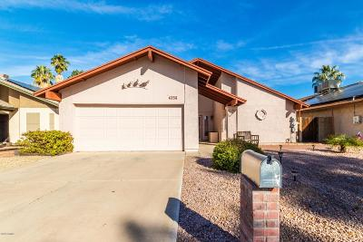 Glendale Single Family Home For Sale: 4356 W Kimberly Way