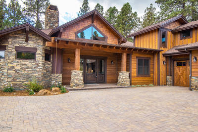 Flagstaff Single Family Home For Sale: 3267 S Tehama Circle