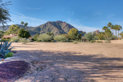 Paradise Valley Residential Lots & Land For Sale: 6101 N Yucca Road