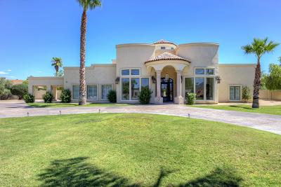 Paradise Valley Single Family Home For Sale: 9827 N 57th Street