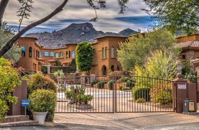 Carefree AZ Condo/Townhouse For Sale: $550,000