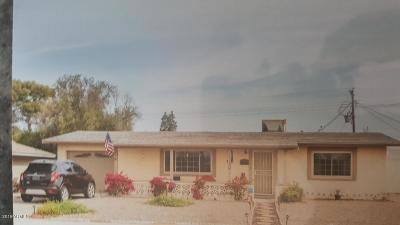 Mesa Single Family Home UCB (Under Contract-Backups): 5732 E University Drive