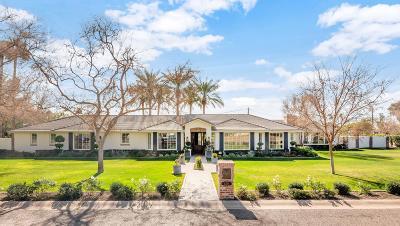 Single Family Home For Sale: 6201 E Montecito Avenue