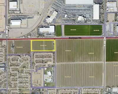Tolleson Residential Lots & Land For Sale: 10401 W Buckeye Road
