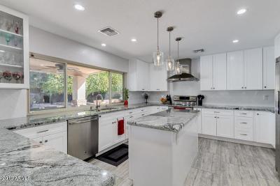 Scottsdale Single Family Home For Sale: 9680 E Mission Lane