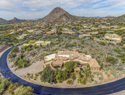 Single Family Home For Sale: 11350 E Troon Vista Drive
