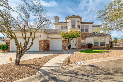 Phoenix Single Family Home For Sale: 8226 N 15th Place