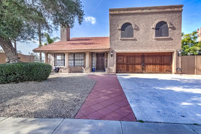 Scottsdale Single Family Home For Sale: 2402 N 76th Place