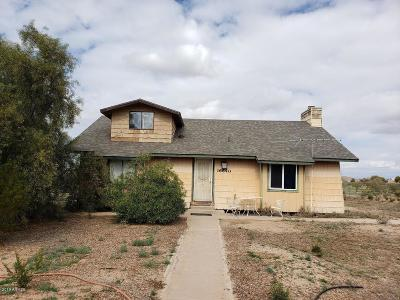 Queen Creek, San Tan Valley Single Family Home For Sale: 16640 E Stacey Road