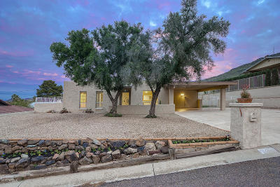 Phoenix Single Family Home For Sale: 12647 N 17th Avenue