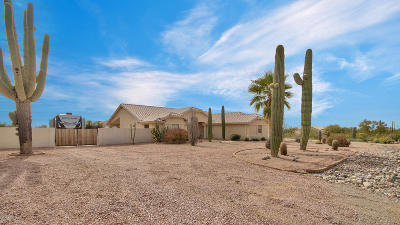 Mesa Single Family Home For Sale: 7919 E Mawson Road