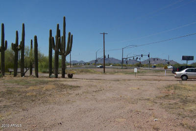 Apache Junction Residential Lots & Land For Sale: 1483 S Tomahawk Road