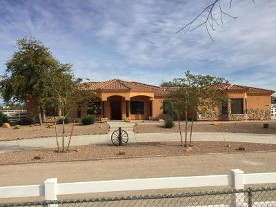 Queen Creek Single Family Home For Sale: 7715 S 170th Street