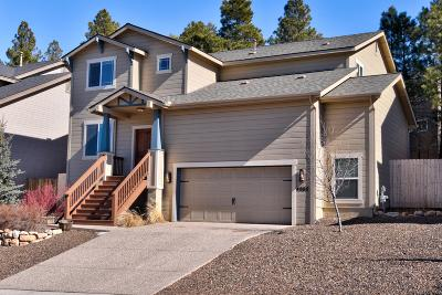 Flagstaff Single Family Home For Sale: 4986 S Topaz Road
