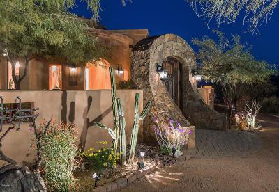 Scottsdale Single Family Home For Sale: 17140 E Redbird Road