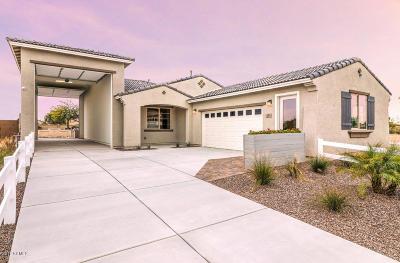 Casa Grande Single Family Home For Sale: 662 W Nova Court