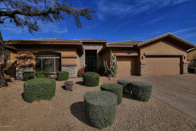 Scottsdale Single Family Home For Sale: 21113 N 79th Place