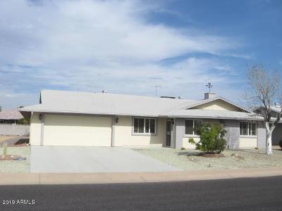 Sun City West Single Family Home For Sale: 13230 W Prospect Drive