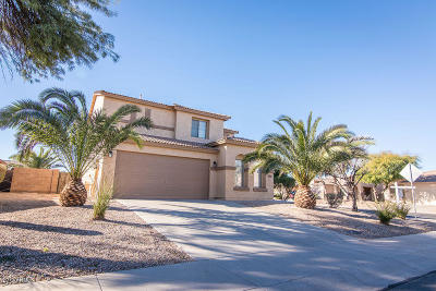 Maricopa Single Family Home For Sale: 43969 W Colby Drive