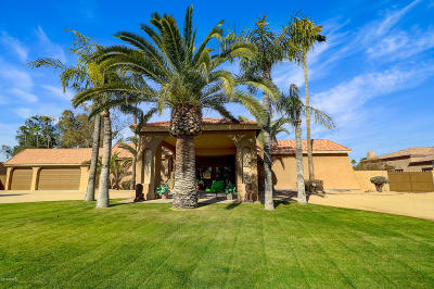 Paradise Valley Single Family Home For Sale: 6146 E Via Estrella Avenue