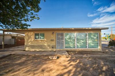 Phoenix Single Family Home For Sale: 7502 W Whitton Avenue