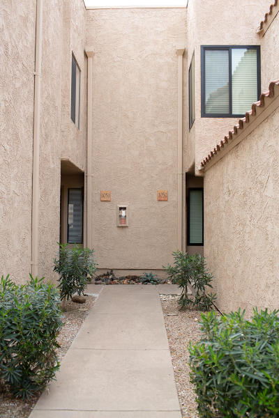 Scottsdale Condo/Townhouse For Sale: 10115 E Mountain View Road #1052