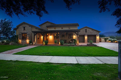 Verrado Single Family Home For Sale: 4142 N Golf Drive