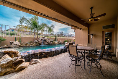 Scottsdale Single Family Home For Sale: 9833 E Preserve Way