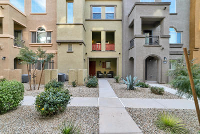 Phoenix Condo/Townhouse UCB (Under Contract-Backups): 2150 W Alameda Road #1158