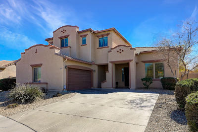 Laveen Single Family Home UCB (Under Contract-Backups): 5217 W Beautiful Lane