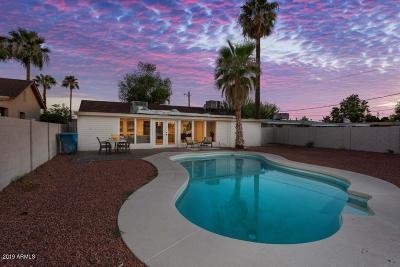 Phoenix Single Family Home For Sale: 1922 E Weldon Avenue