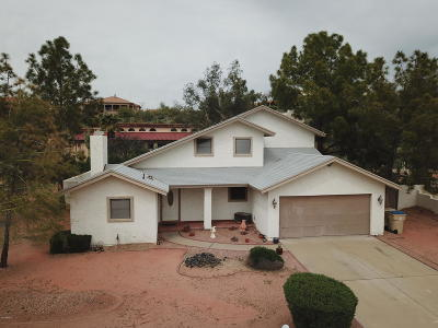 Fountain Hills Single Family Home For Sale: 15128 E Marathon Drive
