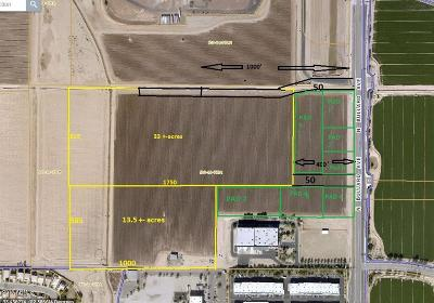 Goodyear Residential Lots & Land For Sale: 700 N Bullard Avenue