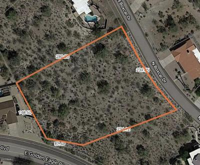 Fountain Hills Residential Lots & Land For Sale: 16630 N Boxcar Drive