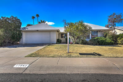 Phoenix Single Family Home For Sale: 11842 S Eagleman Drive
