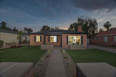 Phoenix Single Family Home For Sale: 307 E Alvarado Road