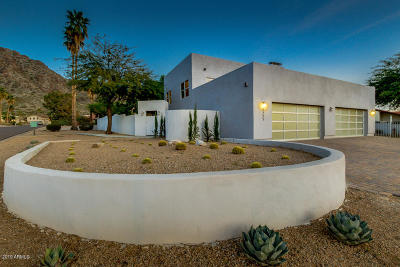 Phoenix Single Family Home For Sale: 2227 E Orangewood Avenue