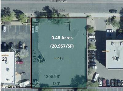 Tempe Residential Lots & Land For Sale: 1545 W Drake Drive