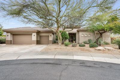 Scottsdale Single Family Home For Sale: 6350 E Amber Sun Drive