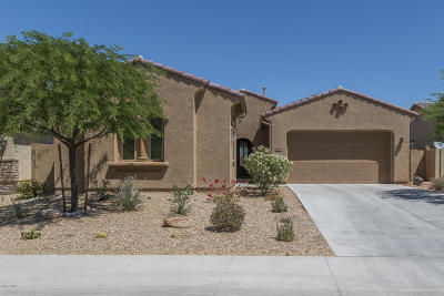 Goodyear Single Family Home For Sale: 18116 W Thunderhill Place