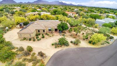 Scottsdale Single Family Home For Sale: 25631 N Ranch Gate Road