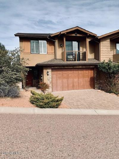 Payson Condo/Townhouse For Sale: 2004 E Thunder Mountain
