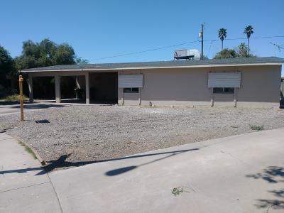 Phoenix Single Family Home For Sale: 13148 N 20th Lane