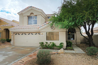 Single Family Home For Sale: 1341 E Sapium Way