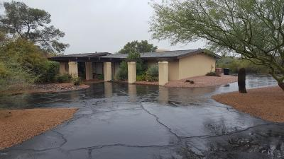 Scottsdale Single Family Home For Sale: 12524 E Saddlehorn Trail