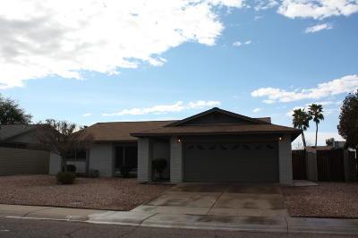 Glendale Rental For Rent: 5619 W Crocus Drive