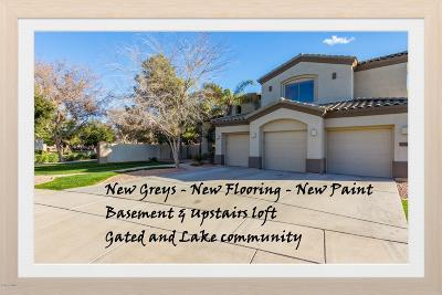 Ocotillo Lakes Single Family Home For Sale: 1901 W Bartlett Court