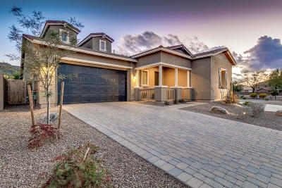 Phoenix Single Family Home For Sale: 1415 E Gwen Street